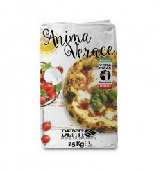 """Farine per Pizza """"Anima Verace"""" 1-12,50kg"""