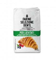 Farina Selezione Denti per LIEVITATI 1-5KG