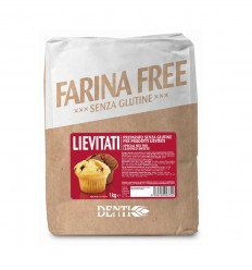 Farina Free FOR LONG RISING PRODUCTS 1-3KG