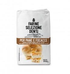 Farina Selezione Denti per PANE 1-5kg